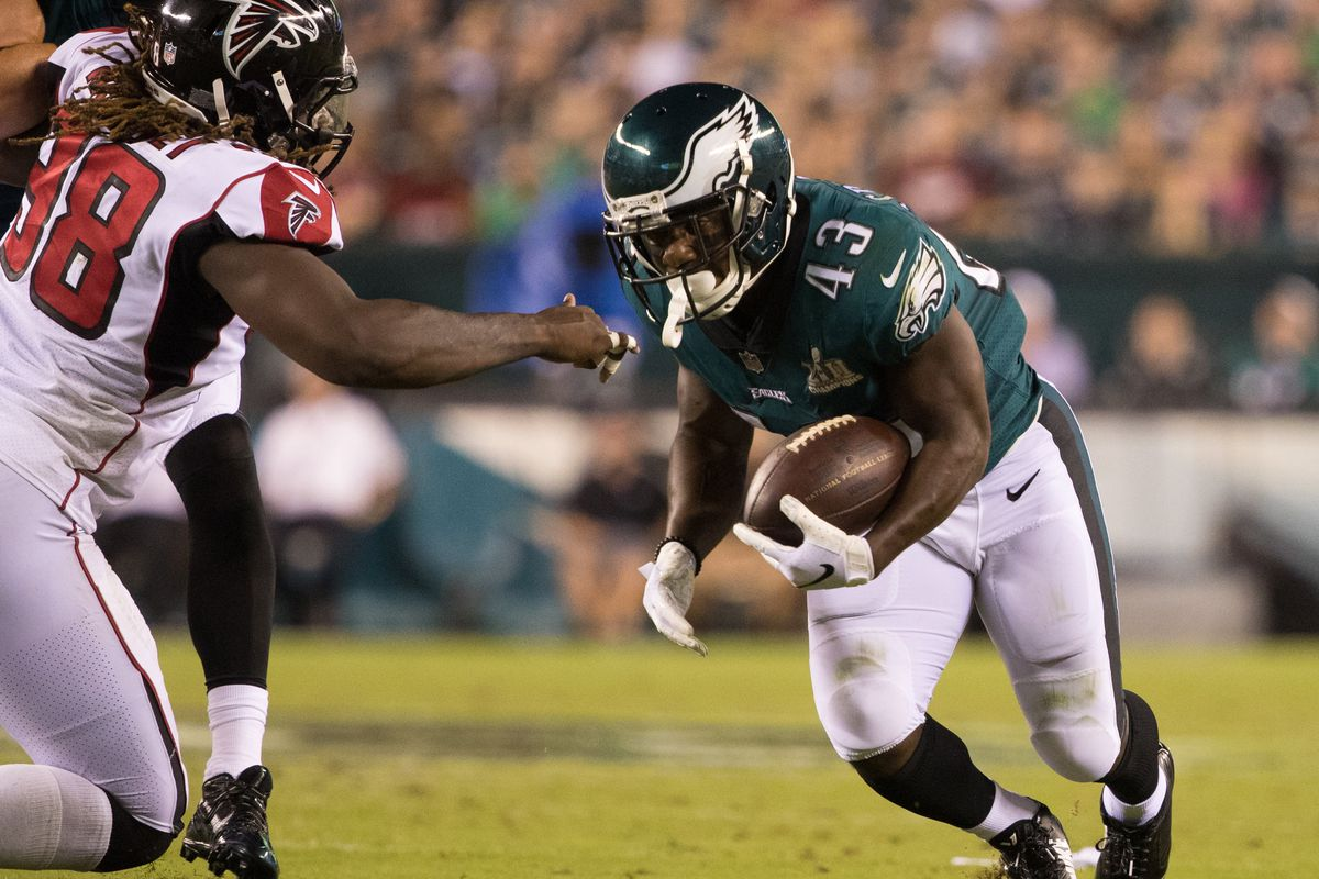 Eagles running back Darren Sproles now No. 6 in all-purpose yards in NFL  history 6afbaaf64