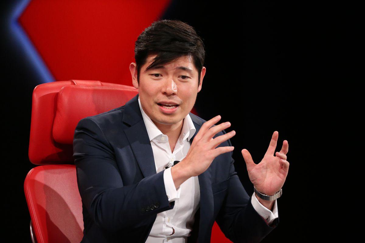 Grab CEO Anthony Tan