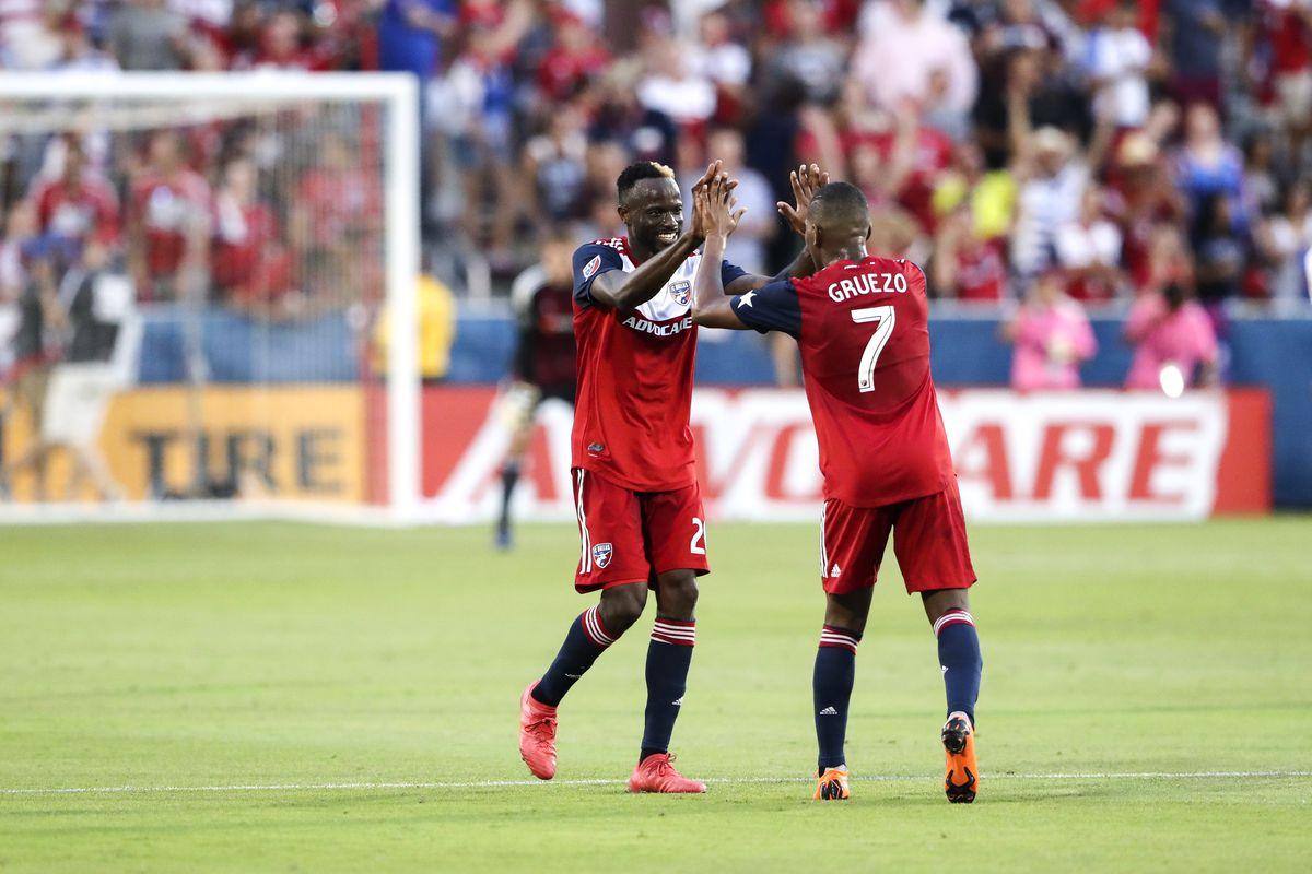 FC Dallas vs. LA Galaxy and LAFC  Player Ratings - Big D Soccer e70400602