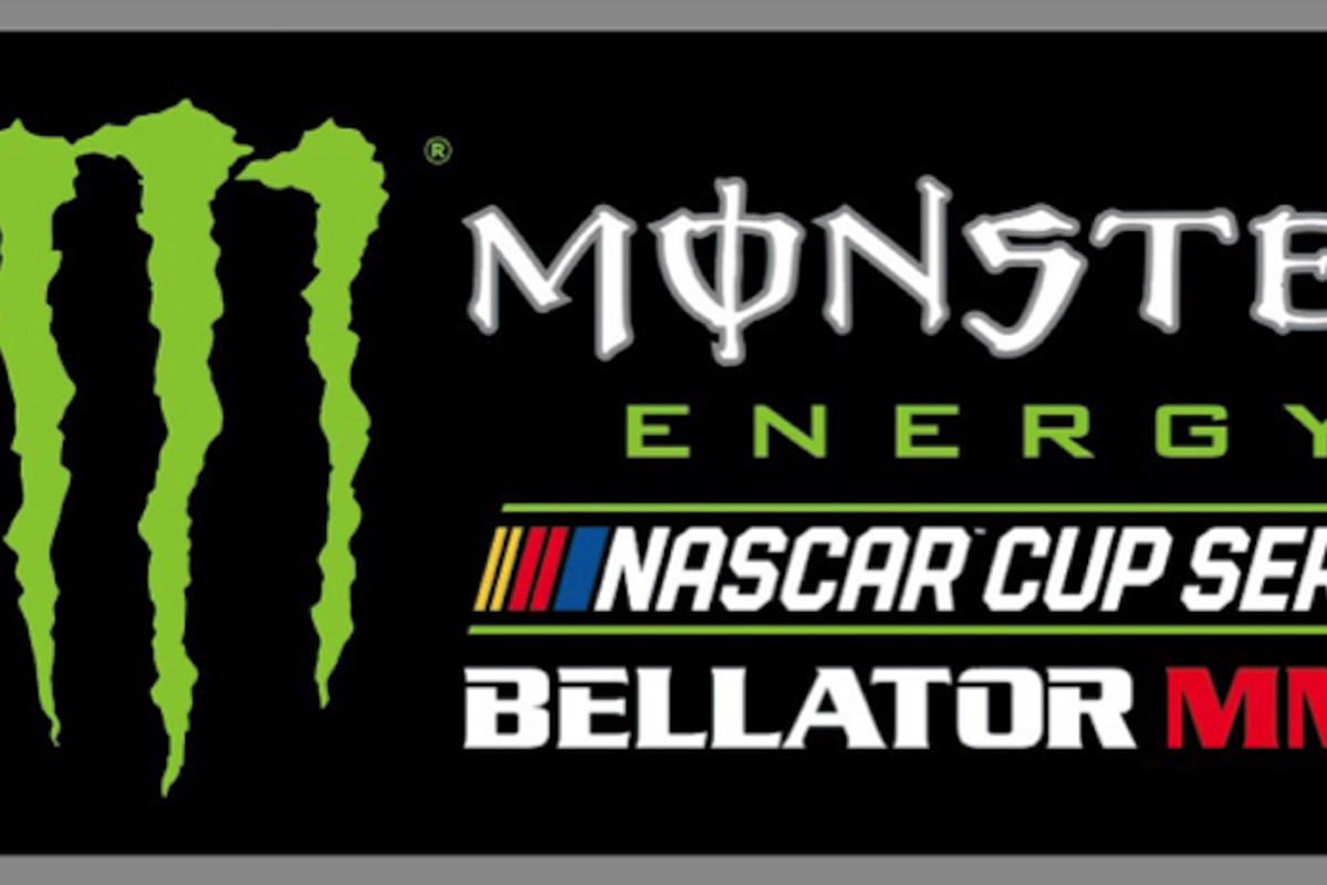 Bellator teams with NASCAR and Monster Energy