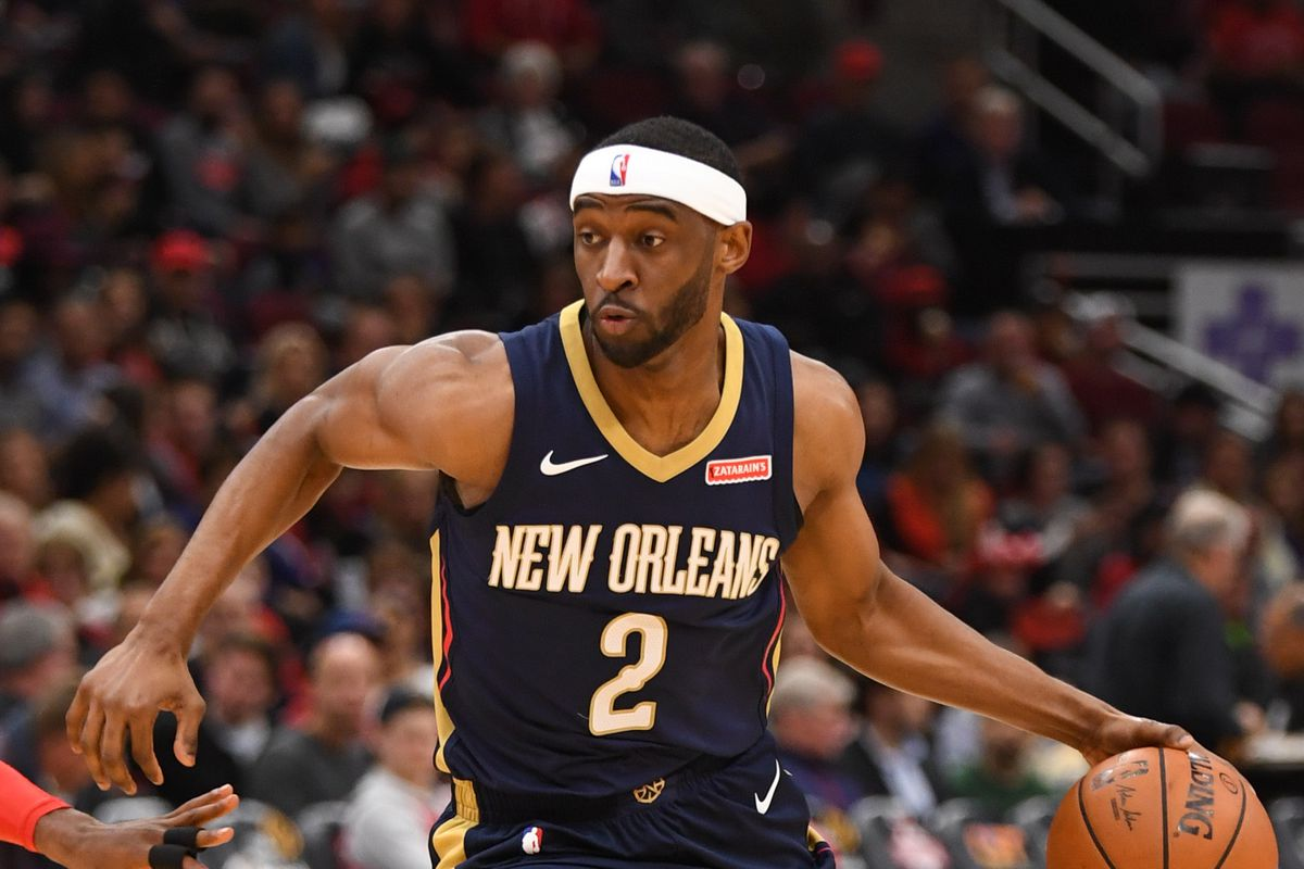 Image result for ian clark pelicans usa today