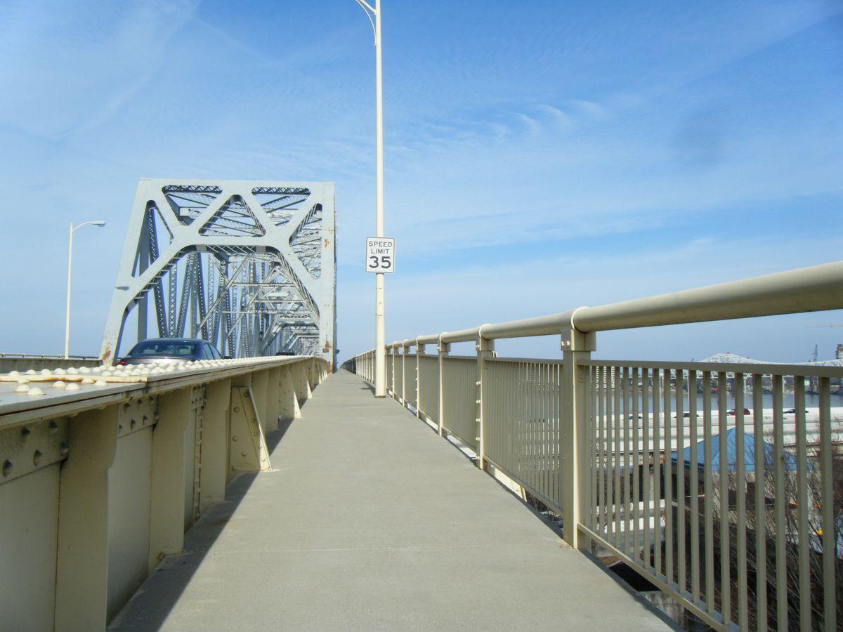 Second Ave Bridge