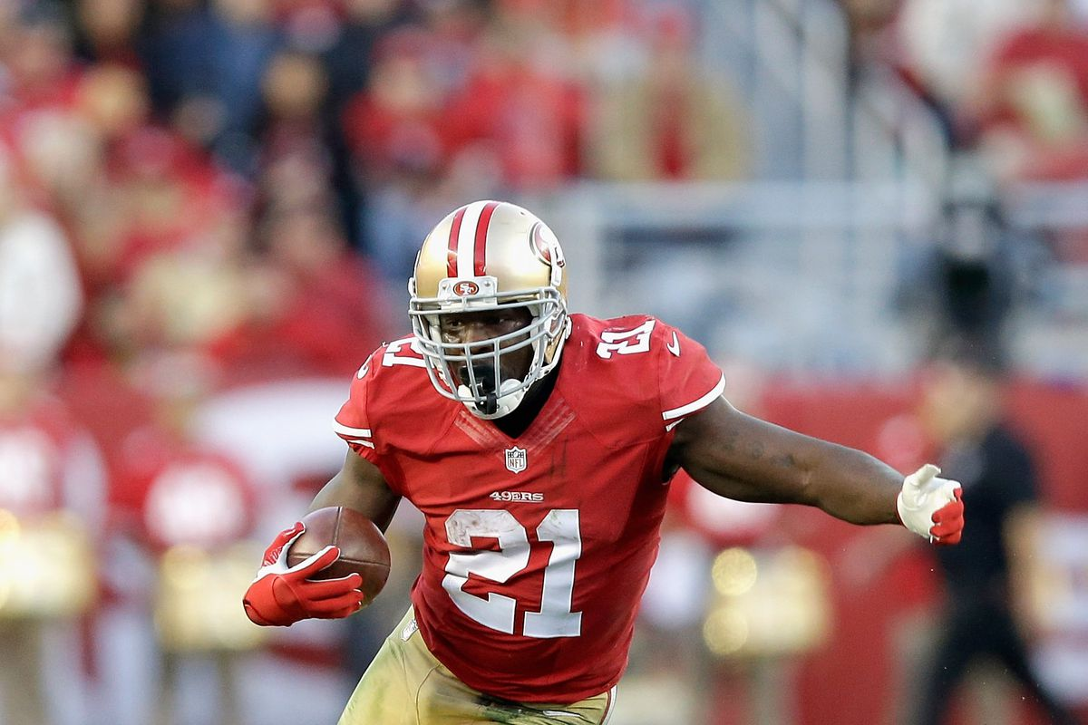 new arrivals 20d95 14c41 49ers news: We're celebrating Frank Gore and his 36th ...