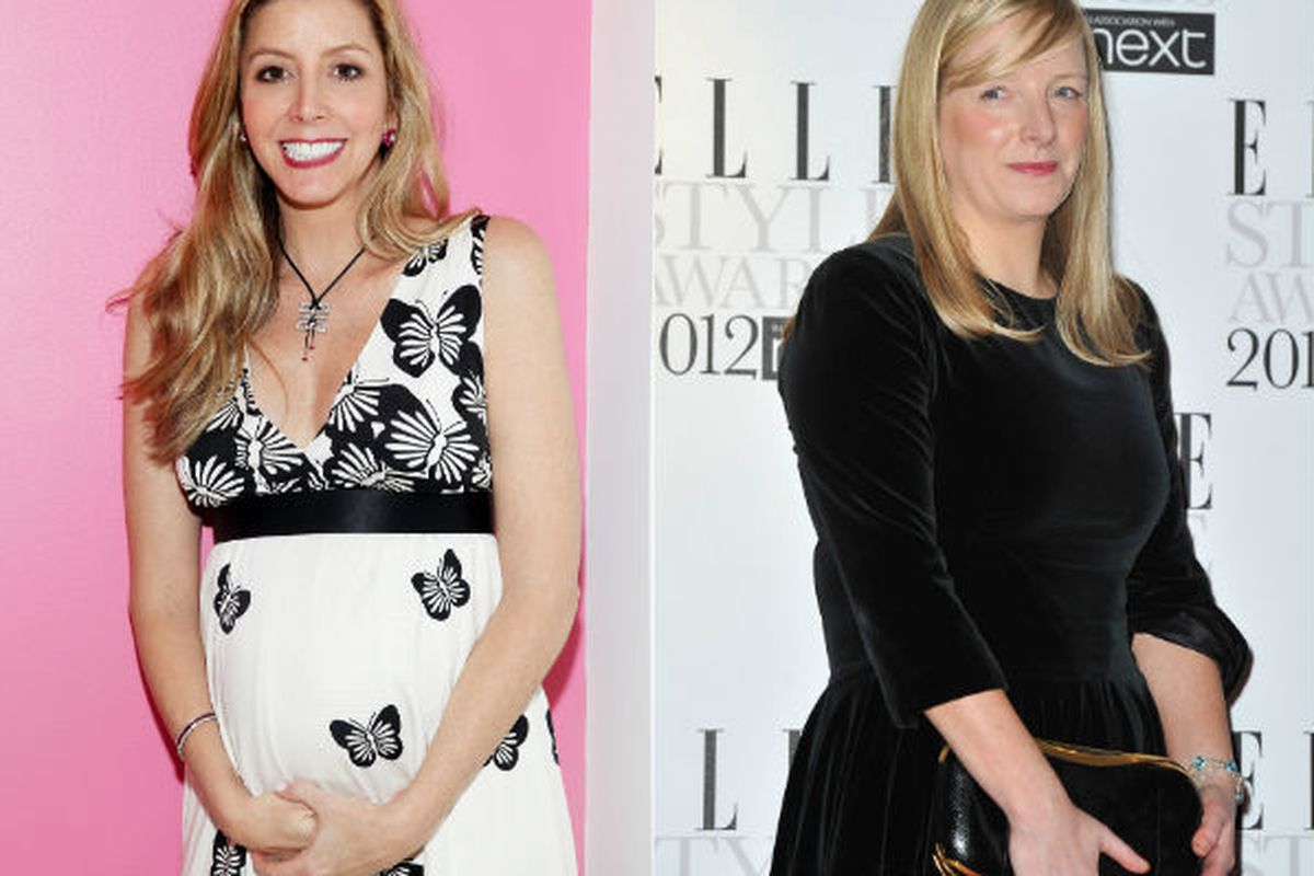 Spanx founder Sara Blakely and Alexander McQueen designer Sarah Burton were the only two fashion names to make Time's 100 Most Influential People of 2012 list