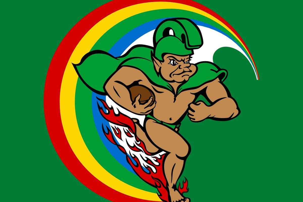 The Hawaii Rainbow Warriors are no more