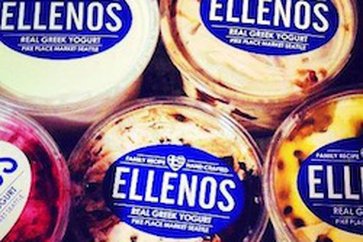 Ellenos Real Greek Yogurt to Re-Open Tomorrow - Eater Seattle