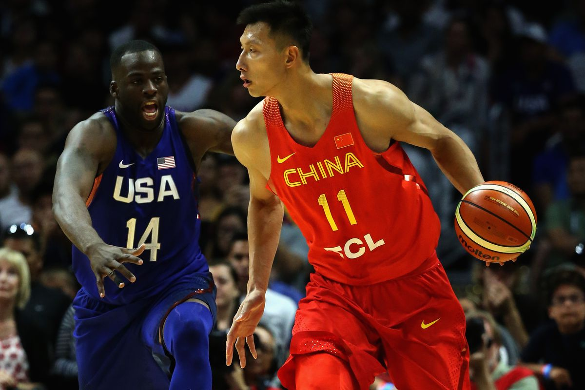 USA Basketball vs. China men's national team preview and Olympic Basketball GameThread - Bullets ...