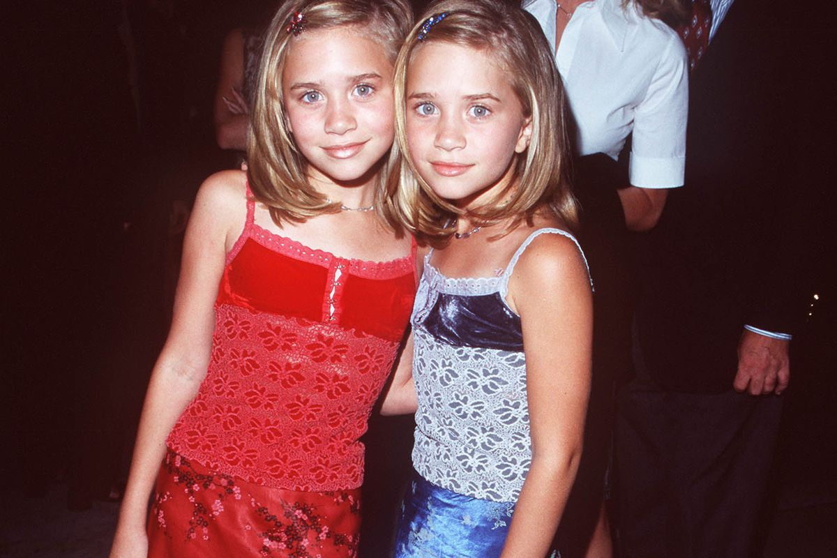 all the trends mary kate and ashley olsen have started - Mary Kate And Ashley Olsen Halloween