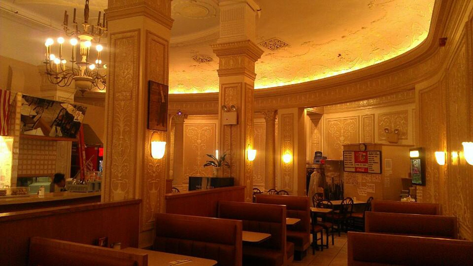 Cafe At Edison Hotel Nyc