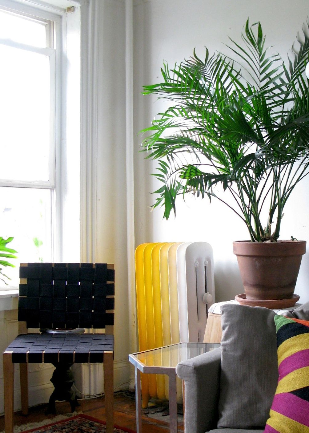 Circa-2009 apartment in Fort Greene. Just look at that radiator.