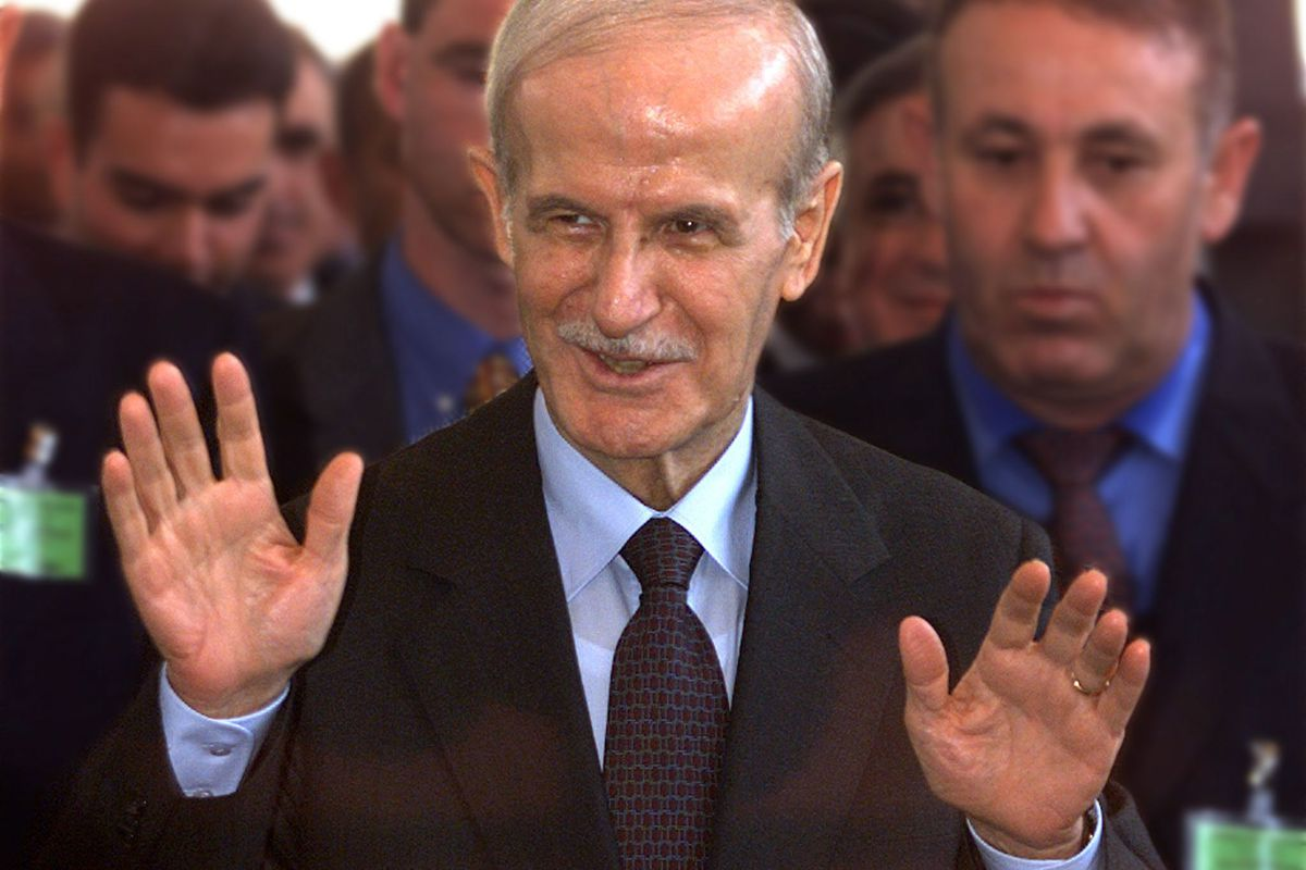 Hafez al-Assad: probably not the best guy for US policymakers to cite as an example.