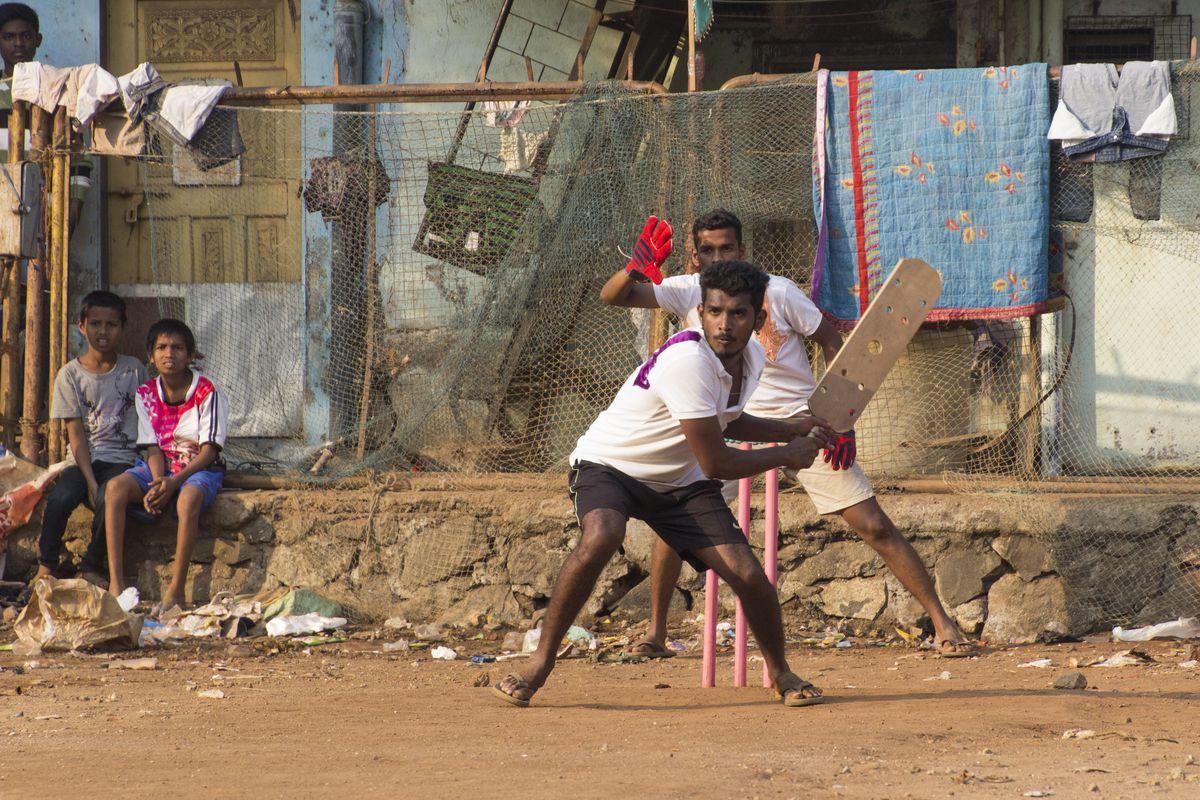Design Museum Dharavi Cricket