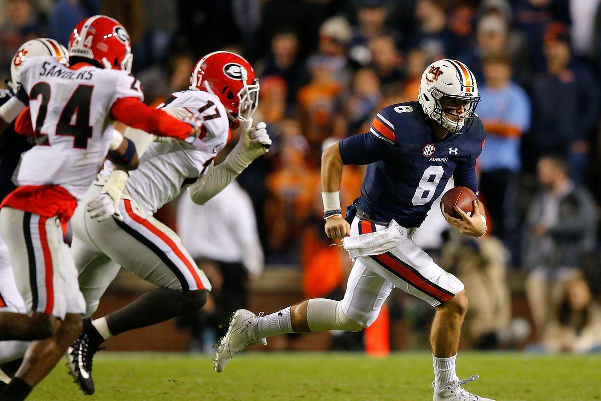 Georgia v Auburn