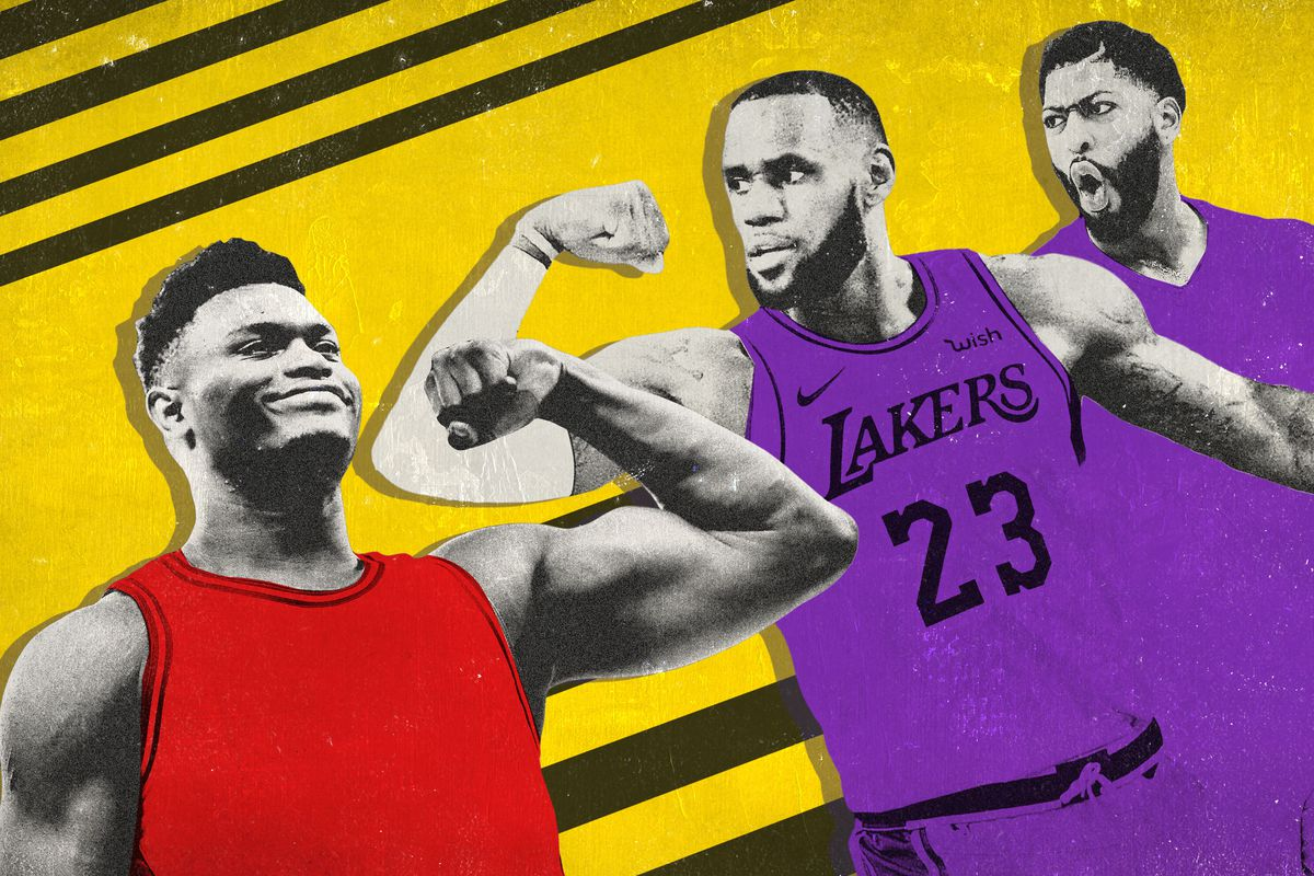 2797f908448 What the Lakers' Anthony Davis Trade Means for the Future of the NBA ...