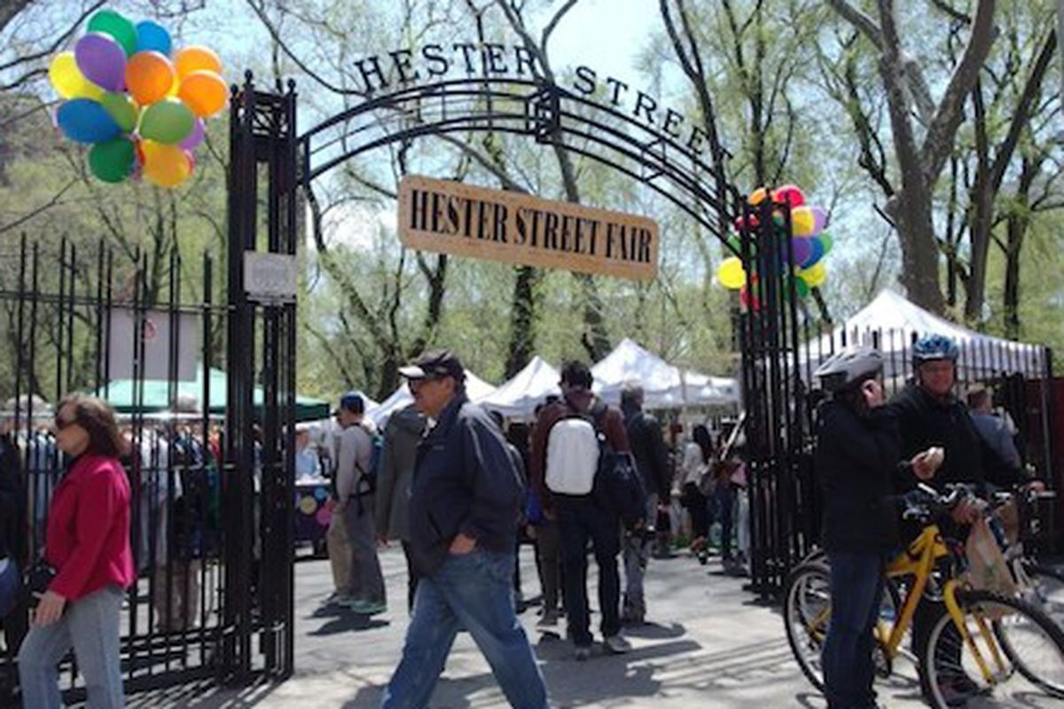 """Image via <a href=""""http://www.boweryboogie.com/tag/hester-street-fair/"""">Bowery Boogie</a>"""