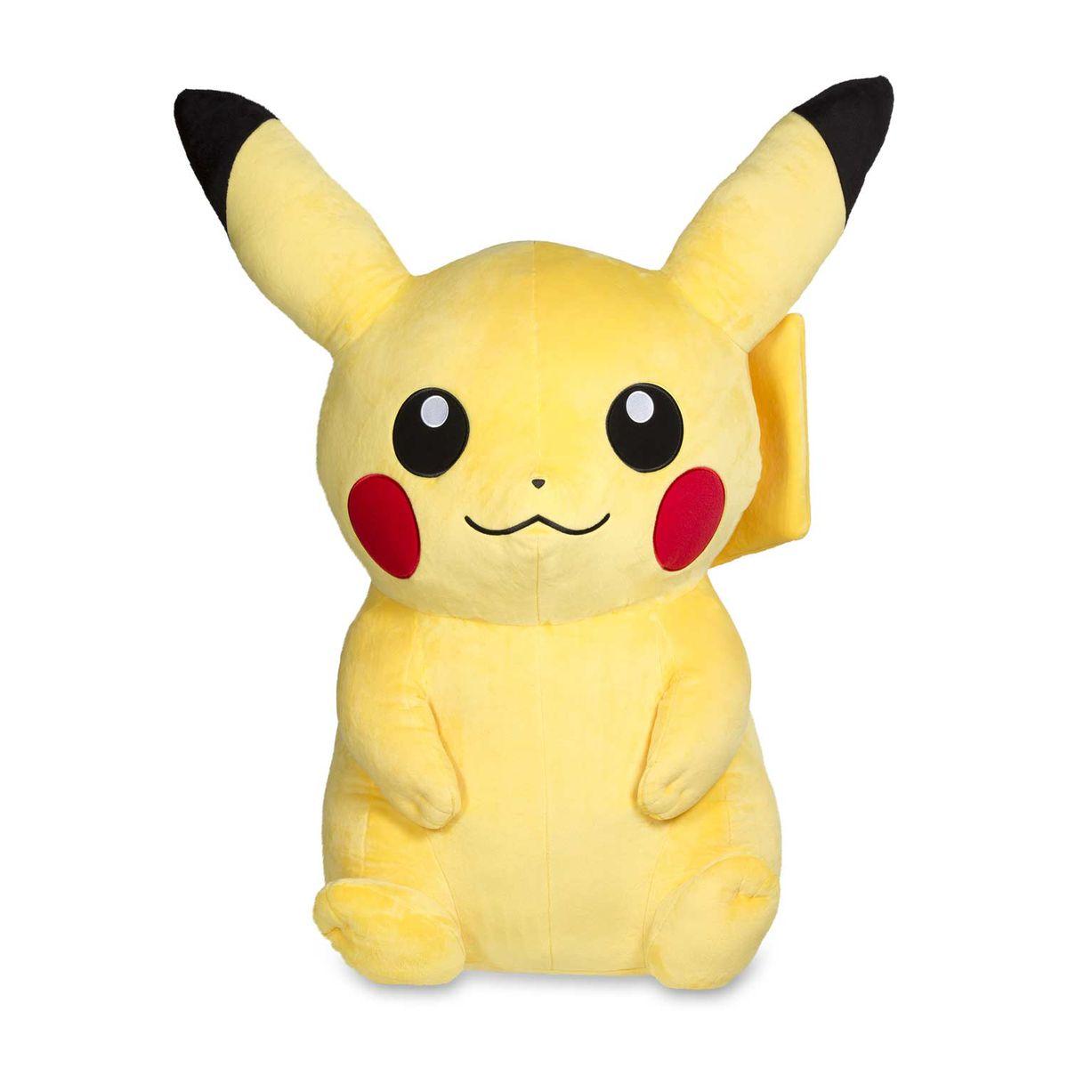Jumbo Pikachu Pokémon plush