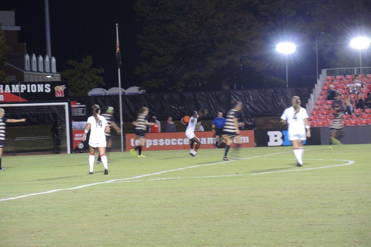 Womens soccer vs Purdue
