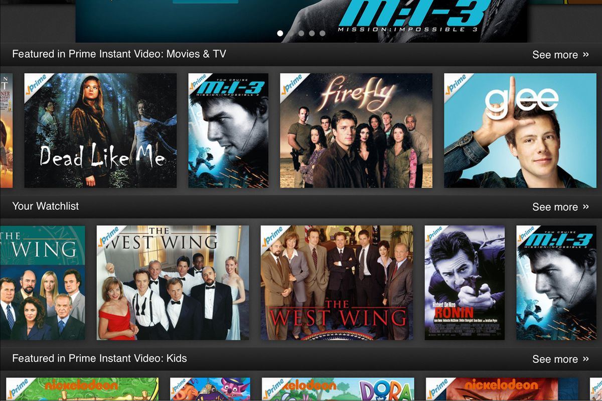 ed4549e4fa5c Amazon Instant Video app available on Wii today - Polygon