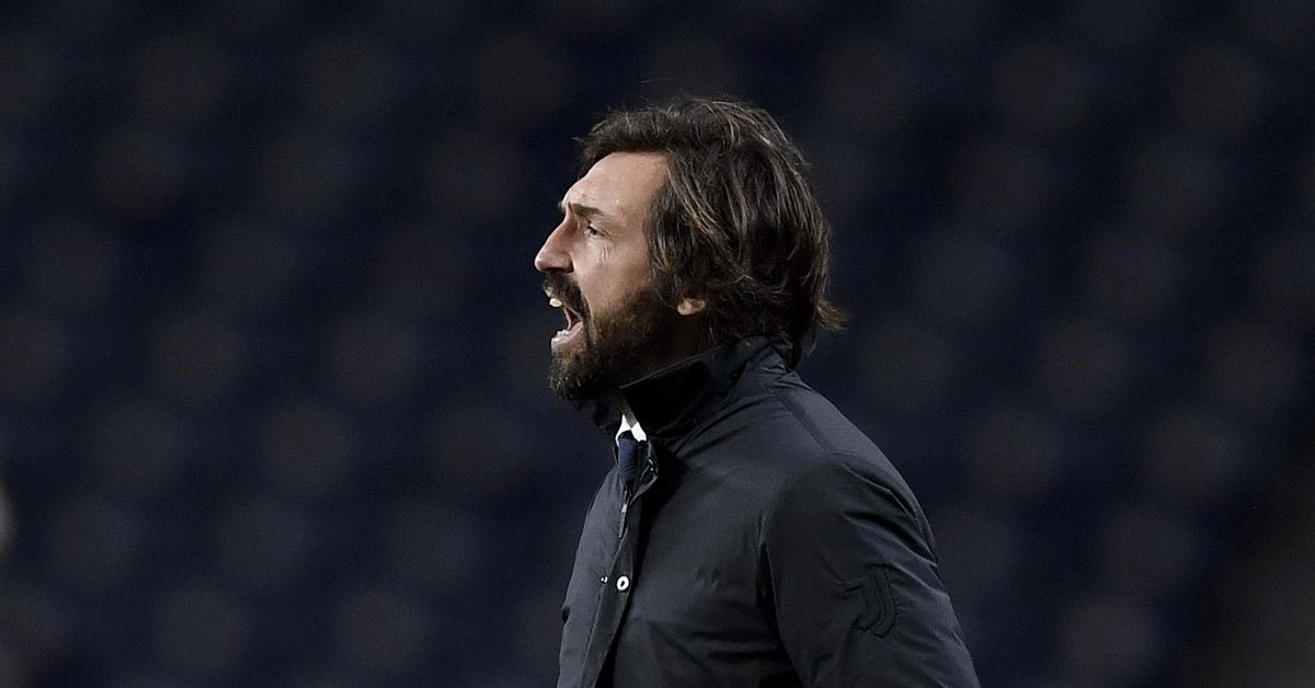 Pirlo: Juventus were not intelligent enough to adapt - Black & White & Read All Over