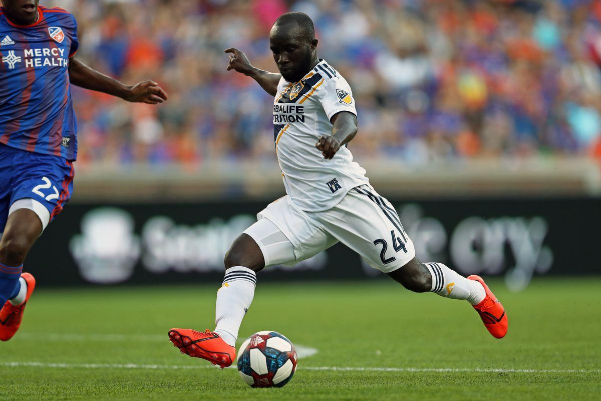 MLS: LA Galaxy at FC Cincinnati