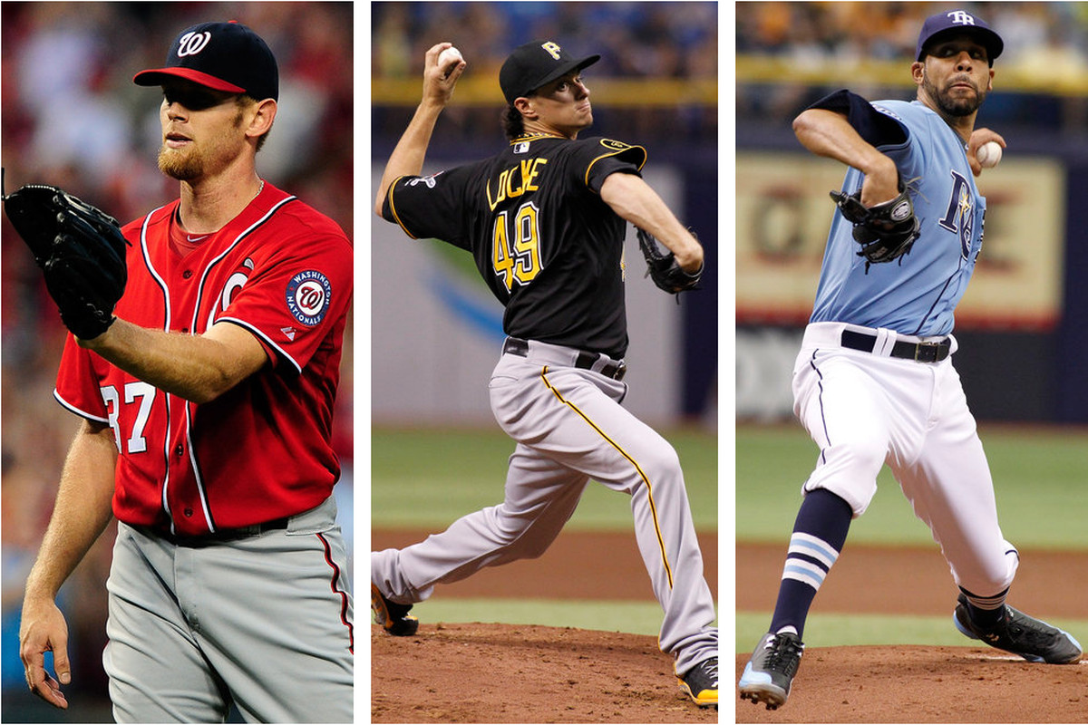 Strasburg, Locke, and Price could each accomplish an unusual, plate discipline-related feat this year.