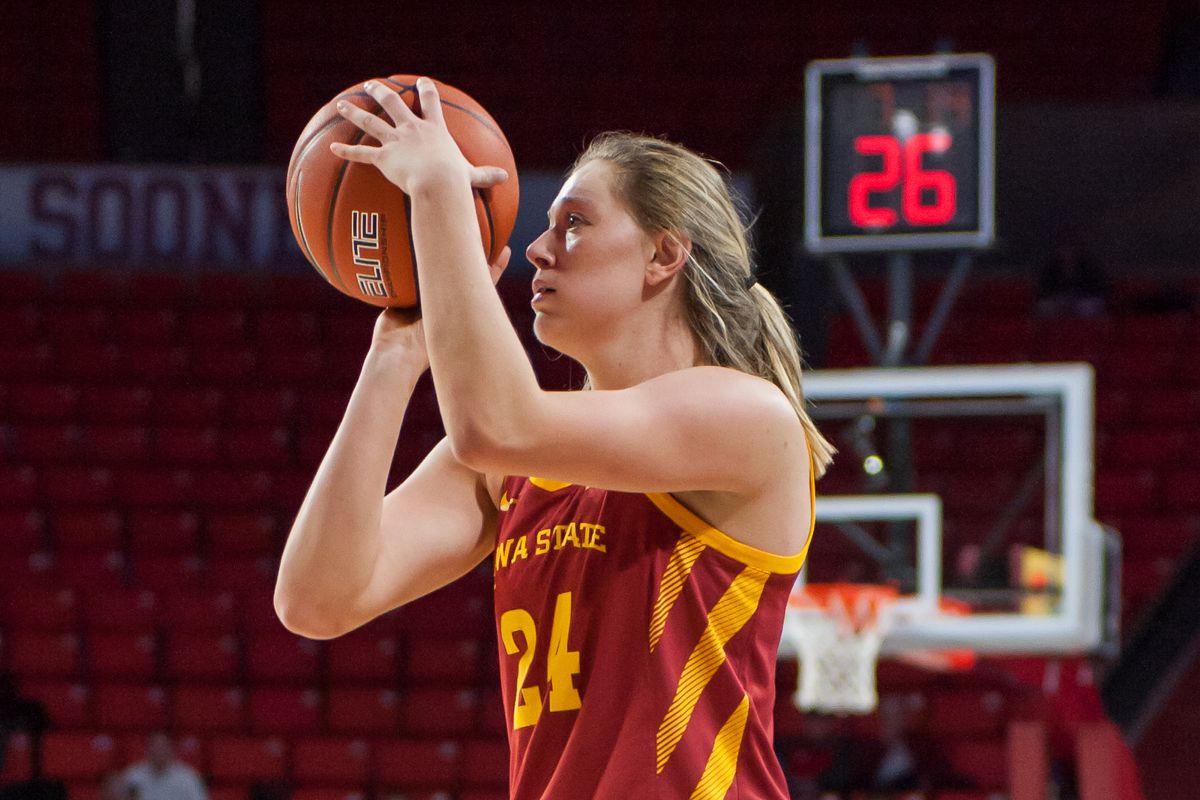 COLLEGE BASKETBALL: JAN 11 Women's Iowa State at Oklahoma