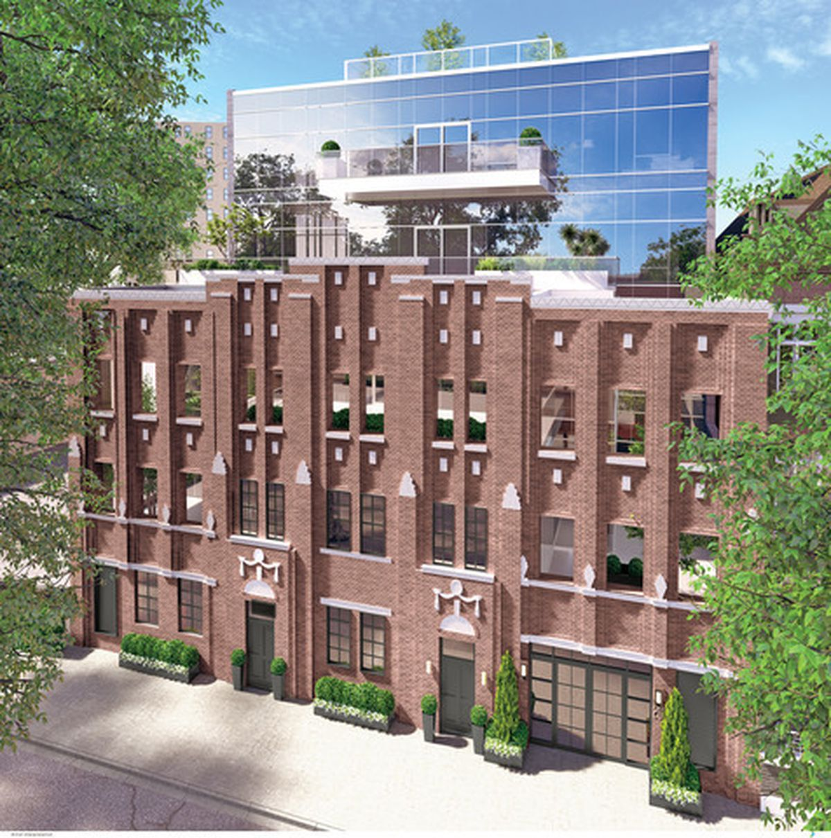 Lincoln Park Condo Being Built Inside Old Parking Garage