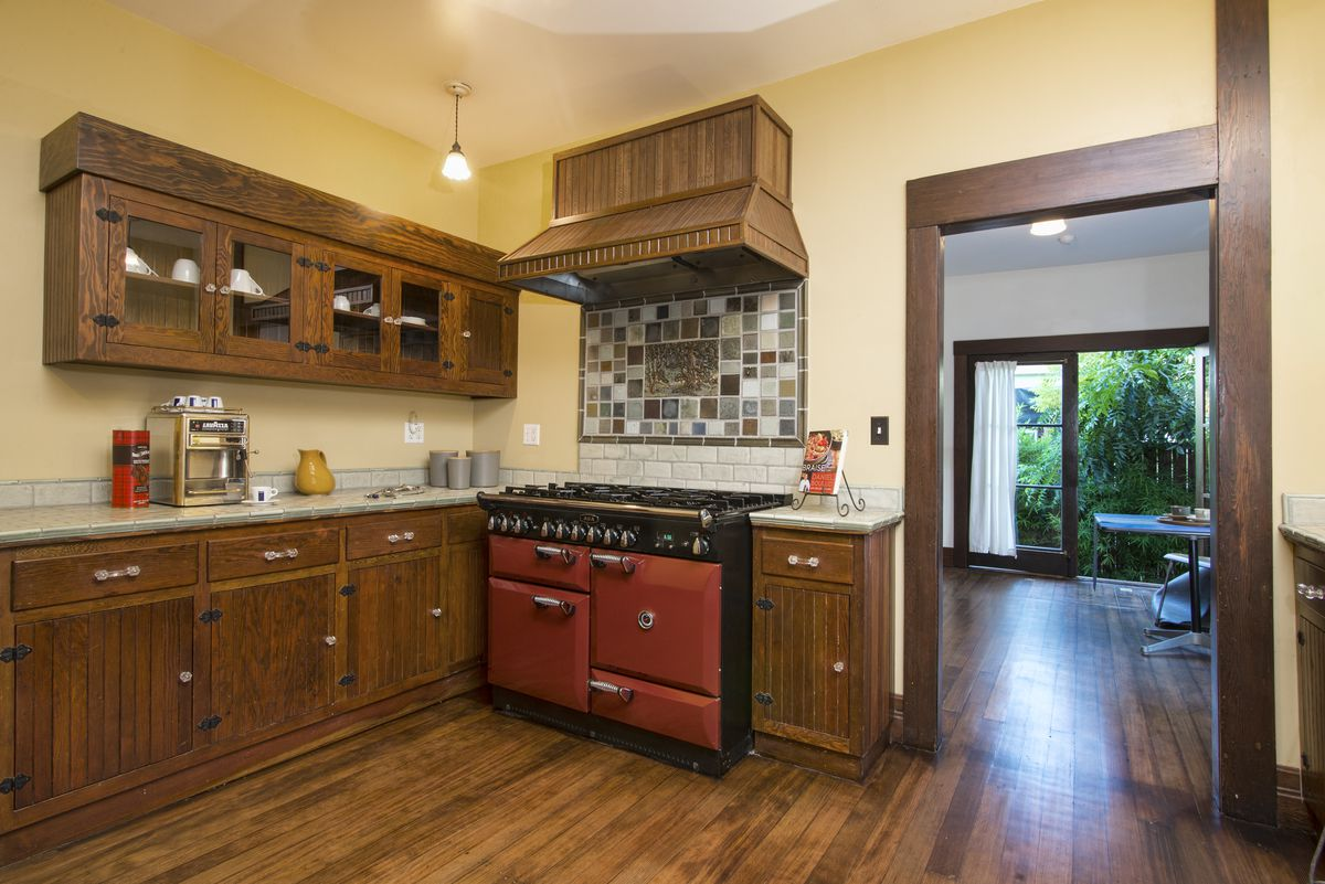 Award Winning 1905 Craftsman Asking Just Under 1m In Pasadena Kitchen New Home Electrical Wiring Updates Include A Modernized Full Copper Plumbing Tankless Water Heaters Lighting And System