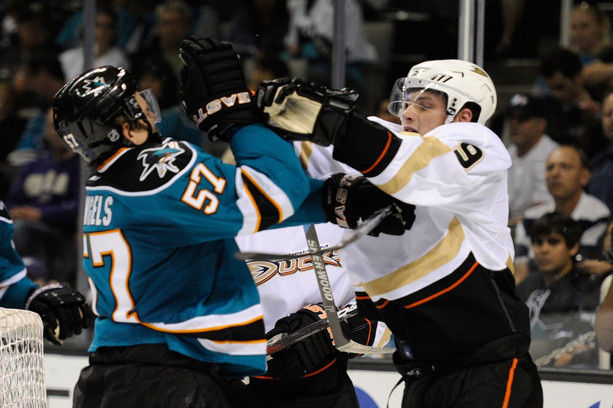 Two of the NHL's greatest young players clash.