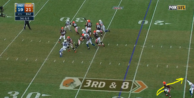 Week 14 Offense (15) - Not All on Hoyer