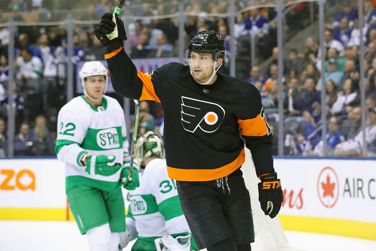 77a1128601c Flyers vs. Maple Leafs recap, score, stats, and anlysis - Broad ...