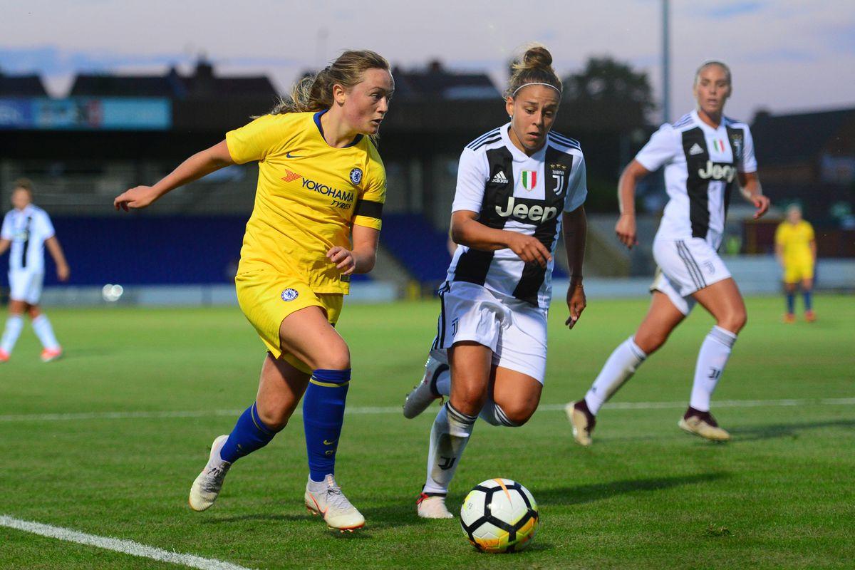 Chelsea FC Women v Juventus Women: Pre-Season Friendly