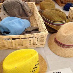 Straw Hat, $54