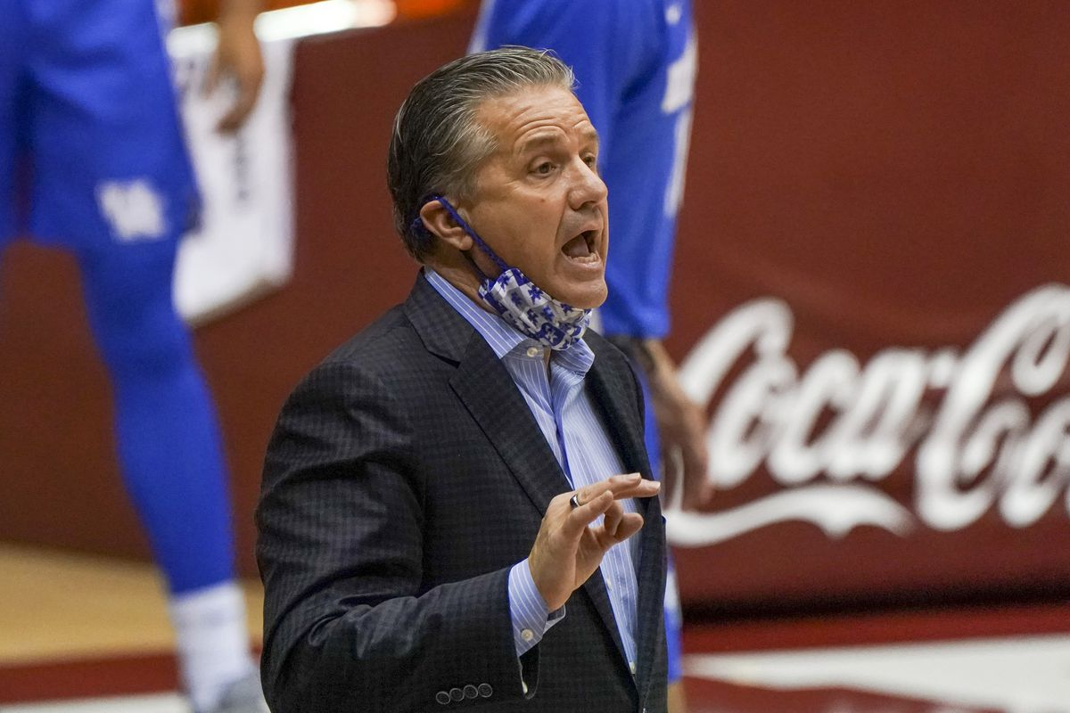 NCAA Basketball: Kentucky at Alabama