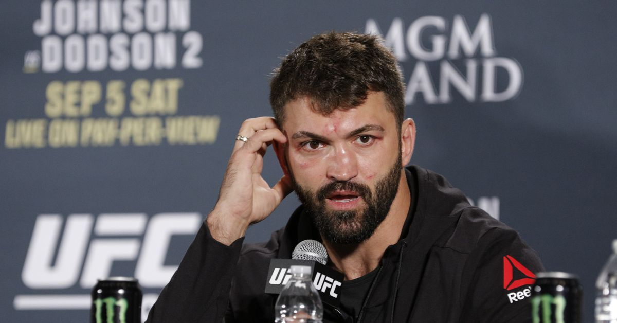 Morning Report: Andrei Arlovski plans to fight 'as long as possible,' says 'age is just a number' thumbnail