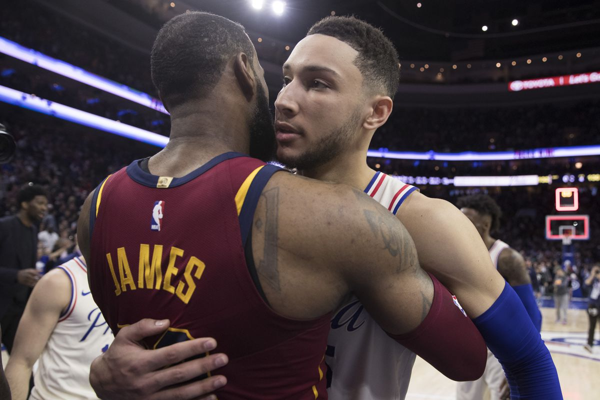 1177fdd1d NBA Free Agency Rumors  Sixers to pitch LeBron James on  real chance  to  play with Kawhi Leonard
