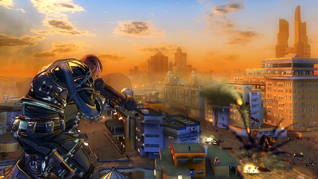 Microsoft is giving away the original Crackdown right now
