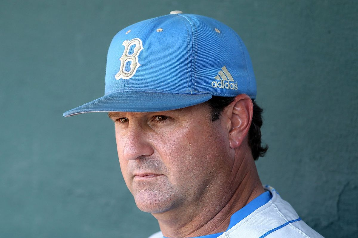UCLA Baseball Head Coach John Savage