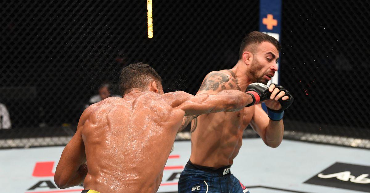 UFC Fight Island 5 results: Edson Barboza dominates Makwan Amirkhani on the feet to win unanimous decision