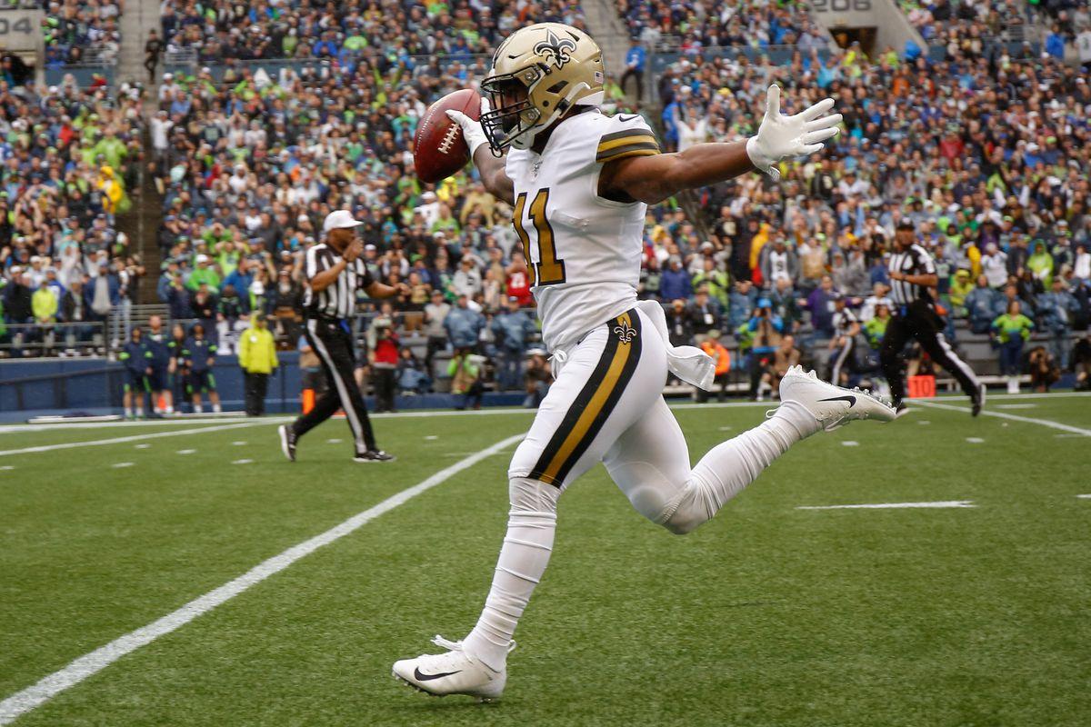 New Orleans Saints vSeattle Seahawks