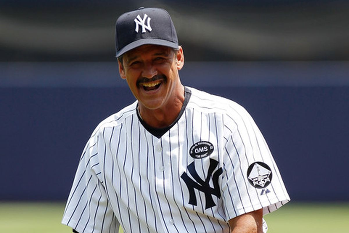 Yankees origin stories  Ron Guidry - Pinstripe Alley 3e2b6f6727b