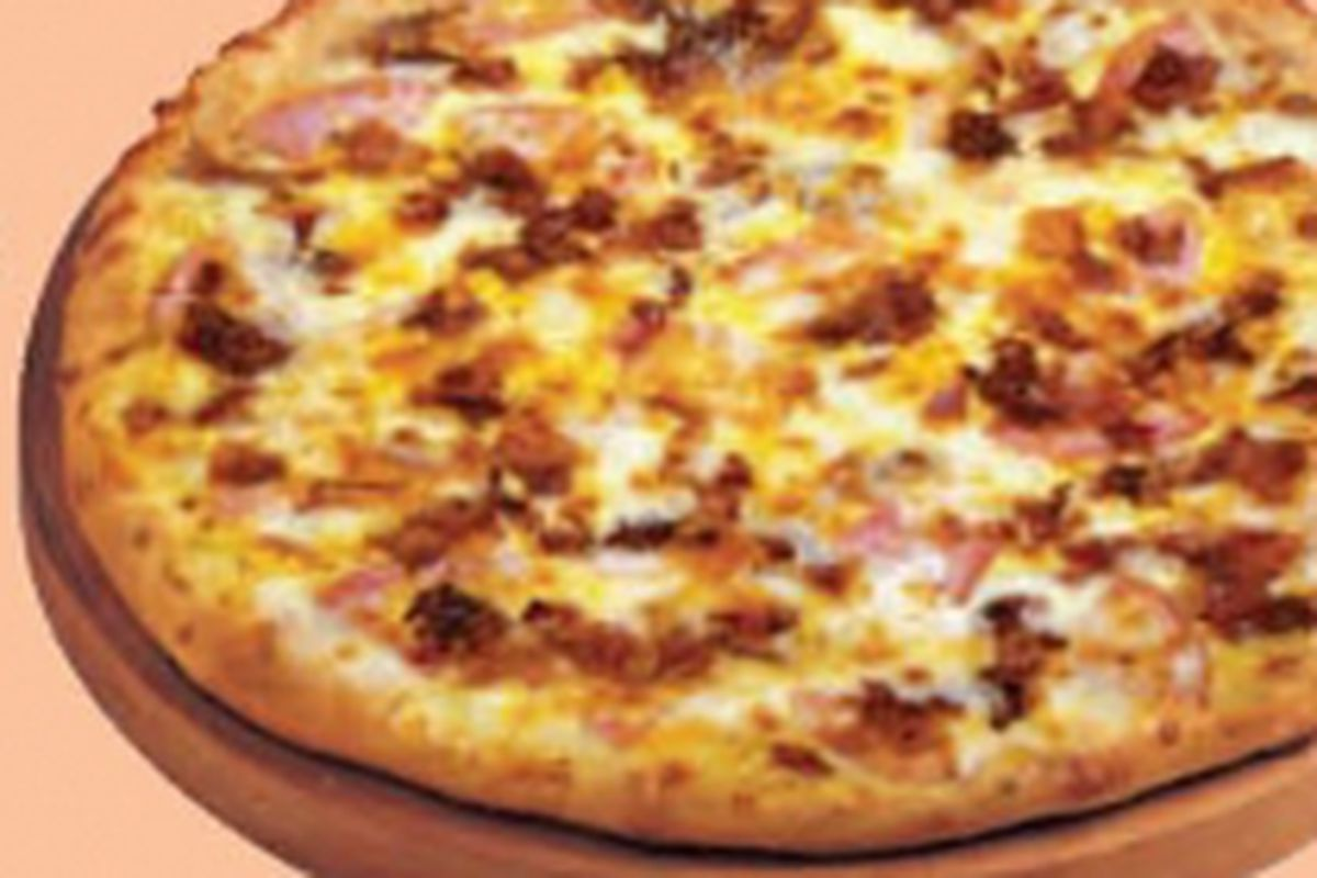 Domino S Testing Breakfast Pizzas Bacon Topping Optional Eater