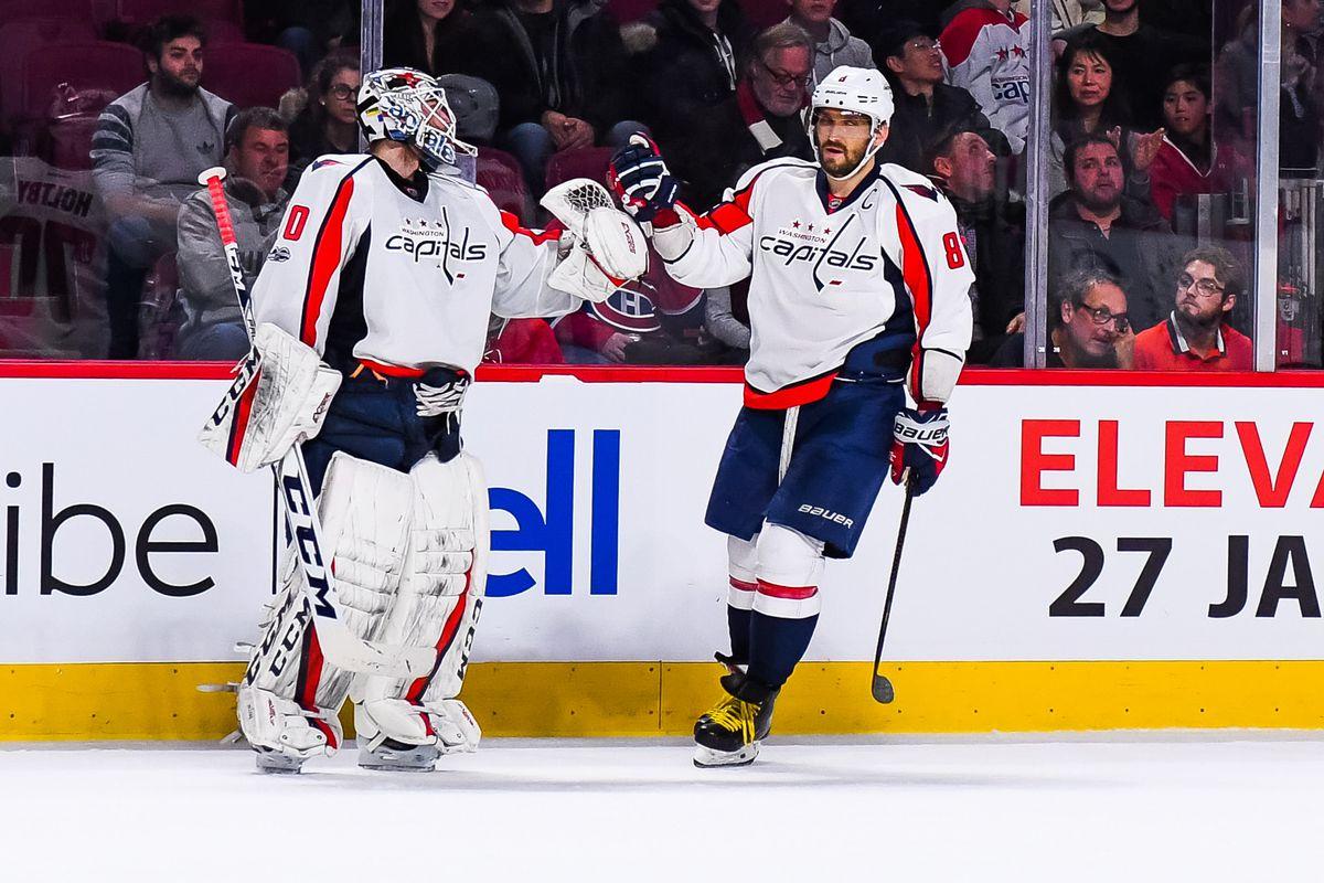 NHL: JAN 09 Capitals at Canadiens