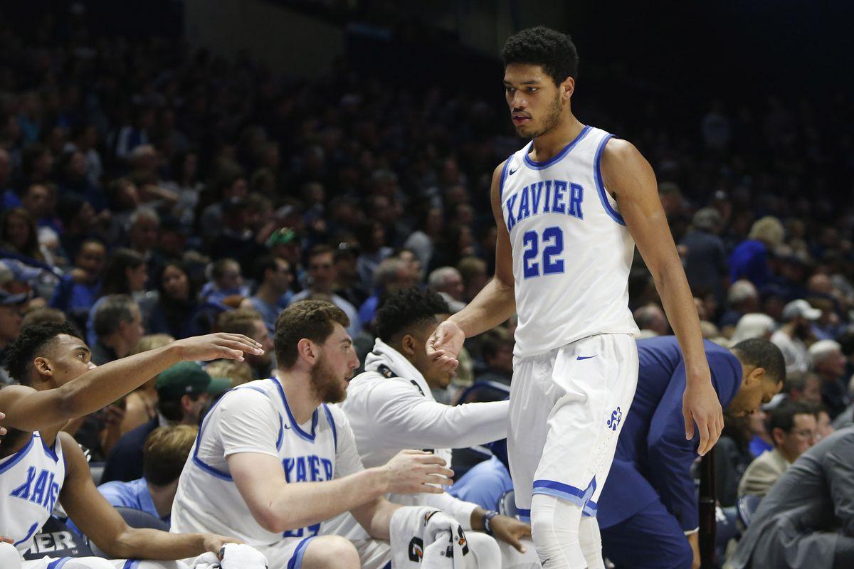 NCAA Basketball: Creighton at Xavier
