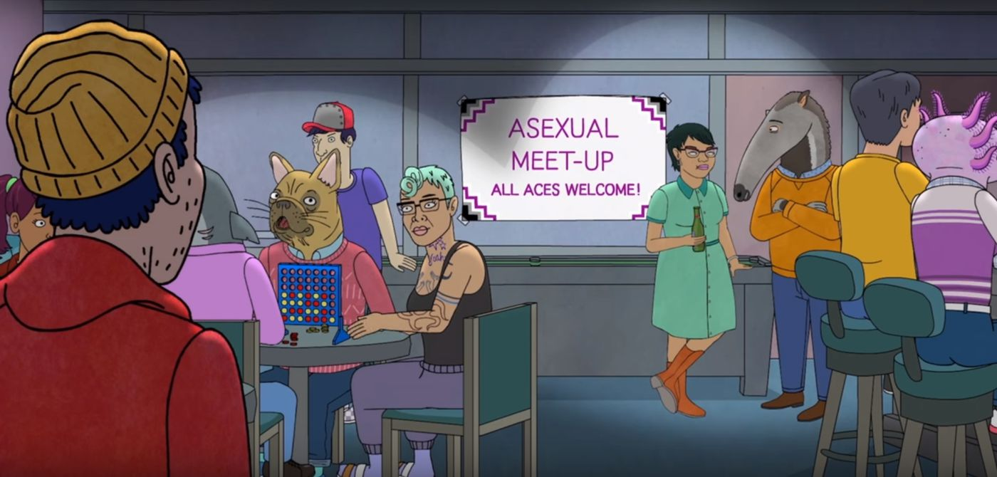 Asexuality S Tv Evolution From Game Of Thrones To Bojack