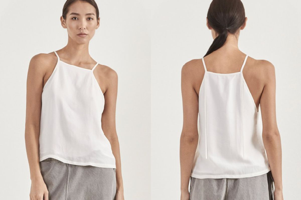 """Shaina Mote Sutra Top, <a href=""""http://www.thedreslyn.com/shaina-mote-sutra-top.html"""" target=""""_blank"""">$235</a> at The Dreslyn"""