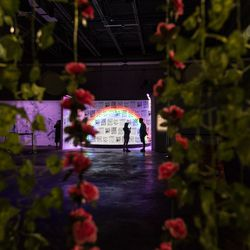 The Refinery29 pop-up 29Rooms brings 29 art installations to Chicago for a limited time. 1522 W Hubbard St. | Erin Brown/Sun-Times