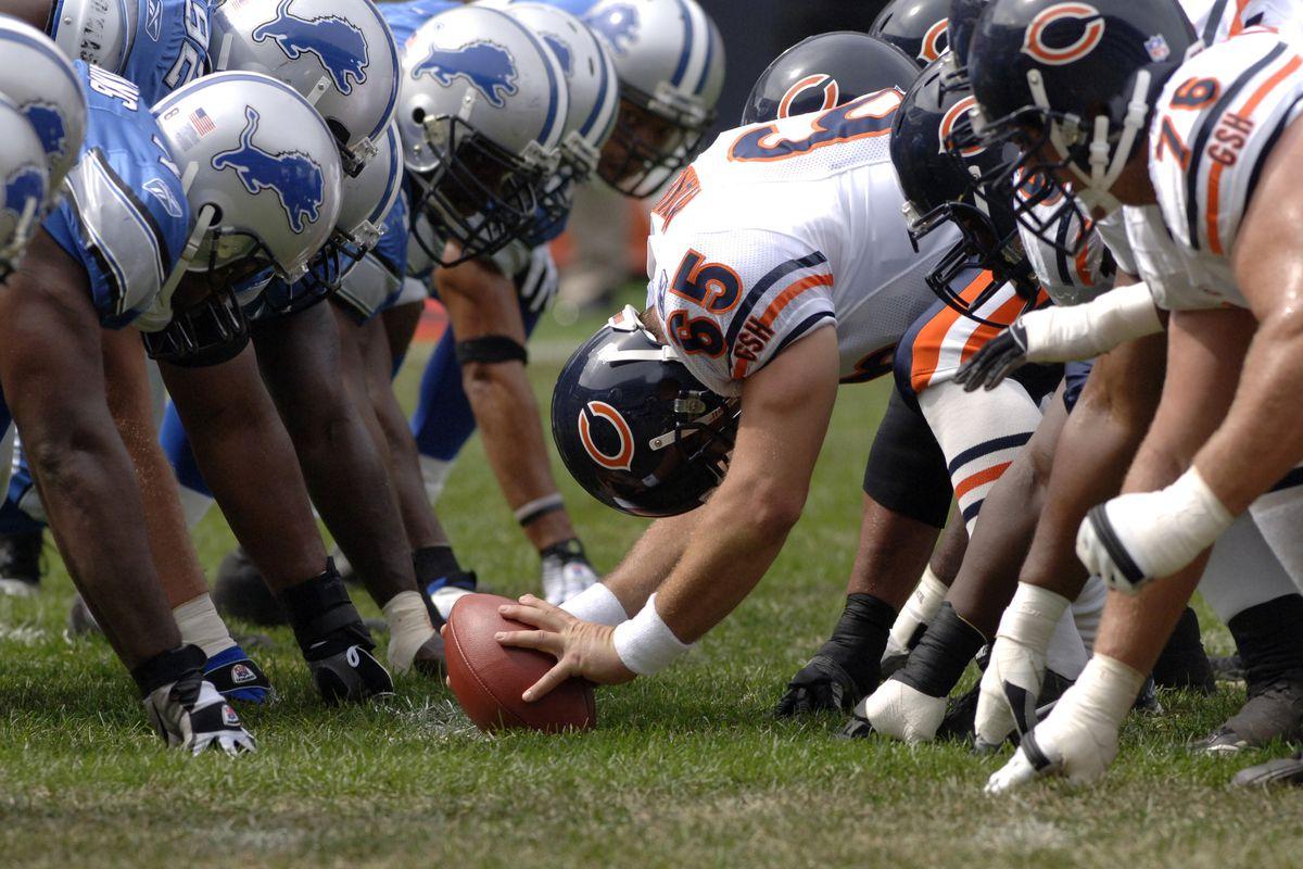 Detroit Lions vs Chicago Bears - September 17, 2006