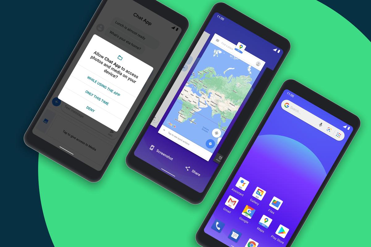 Android 11 Go Edition llega para móviles de gama baja