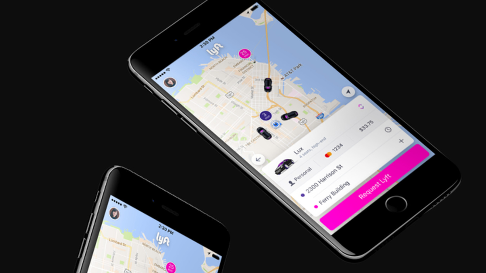 Though Demand for UberBlack has Dropped, Lyft Launched its own Luxury Service in SF, la and NY